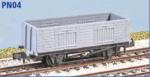 Peco N Gauge Wagon Kit (EX Parkside PN04) - LNER 20 Ton Loco Coal Wagon
