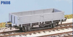 Peco N Gauge Wagon Kit (EX Parkside PN08) - Southern Railway 20 Ton Sleeper Wagon