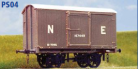 Parkside Models PS04 - LNER 12 Ton Goods Wagon
