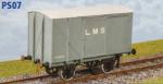 Parkside Models PS07 - LMS 12 Ton Van (Diag. D1664)