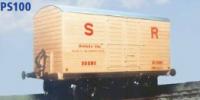 Parkside Models PS100 - Southern Railway Banana Van (Diag. 1478)