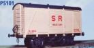 Parkside Models PS101 - Southern Railway Meat Van (Diag. 1486)