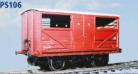Parkside Models PS106 - LNER 10 Ton Vacuum Braked Cattle Truck