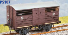 Parkside Models PS107 - Southern Railway Standard Cattle Truck 1529