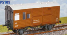 Parkside Models PS109 - LNER Horse Box 5