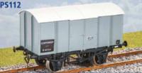 Parkside Models PS112 - LMS (LNER, BR) Gunpowder Van