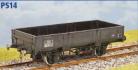 Parkside Models PS14 - BR 'Grampus' Ballast Wagon (Diag. 1/572)