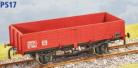 Parkside Models PS17 - BR 12 Ton Pipe Wagon (Diag. 1/462)