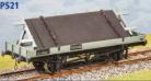 Parkside Models PS21 - BR 21 Ton Trestle Wagon