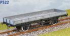 Parkside Models PS22 - LNER/LMS (riveted) 20 Ton Plate Wagon