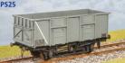 Parkside Models PS25 - BR 24.5 Ton Mineral Wagon (Diag. 1/115)