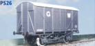 Parkside Models PS26 - GWR 12 Ton Covered Goods Wagon V23/24 (1933)