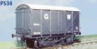 Parkside Models PS34 - GWR 12 Ton Motor Car Van MOGO (Diag. G31)