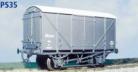 Parkside Models PS35 - GWR 12 Ton Motor Car Van MOGO (Diag. G43)