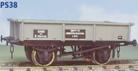 Parkside Models PS38 - BR 13 Ton Sand Wagon (Diag.1/071)