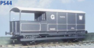 Parkside Models PS44 - GWR 20 Ton Goods Brake Van (AA19)
